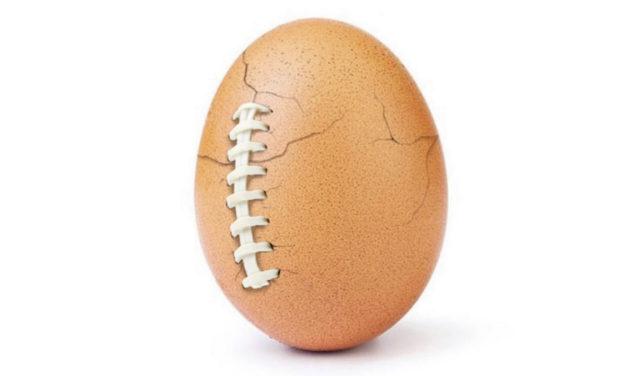 Rekordowe jajko