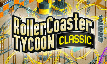 RollerCoaster Tycoon® Classic – sentymentalnie lecz nie idealnie